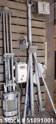 Used-Gifford-Wood Homogenizer Mixer, Model 3H, 1/2 HP.