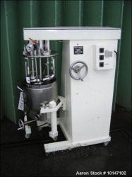 Used- Stainless Steel Brogli MH-300 C Mixer/Homogenizer