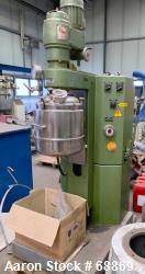 Used- Stainless Steel Brogli-Molto-Mat-Universal Mixer/Homogenizer, Type MMU20