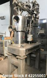 Used- Stainless Steel IKA Powder Liquid Mixer, model CMS 2000/40