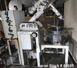 Used- Stainless Steel Tokushukika Kogyco Co Ltd Agi-homo mixer, Model 20-50. 20