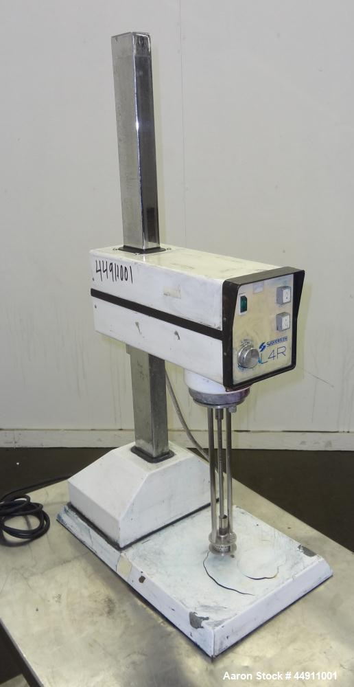 Used- Silverson Laboratory Batch Mixer Emulsifier