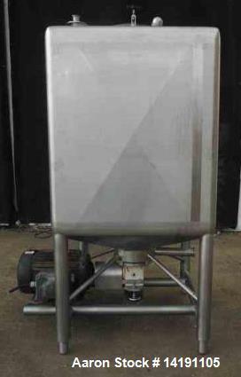 Used- APV 300 Gallon Liquiverter