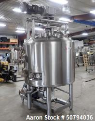 Used-APV Crepaco 300 Gallon Fully Jacketed Liquefier