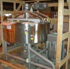 Unused: Breddo Likwifier, 300 gallon, model LORWWSS, 316 stainless steel. Dimple jacketed chamber 64