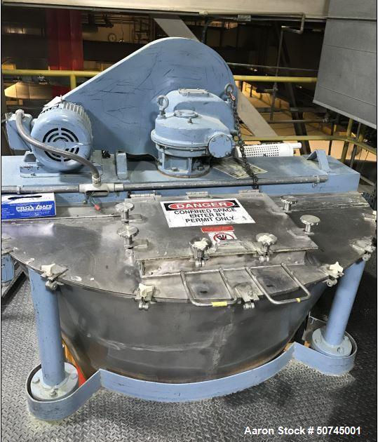 Used- Day Nauta Mixer, Model MB525