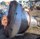 Used- J.H. Day Nauta Mixer, 27 Cubic Feet, 304 Stainless Steel. 66