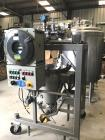 Used- Conical Screw Nauta Vacuum Dryer