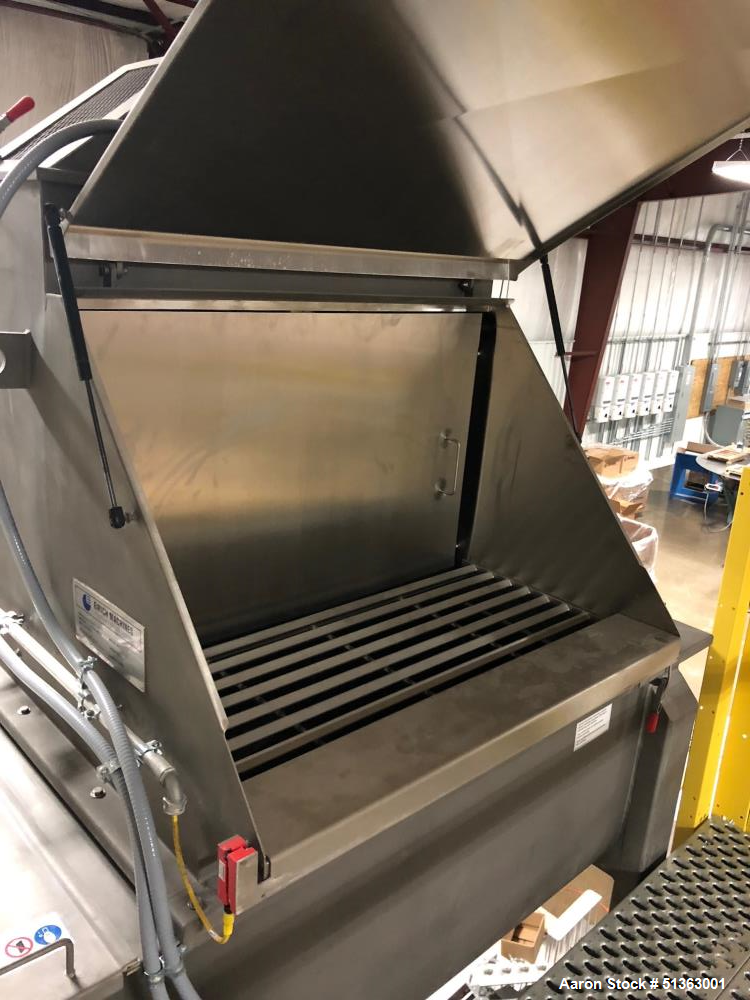 Used- American Process / Eirich Paddle Blender