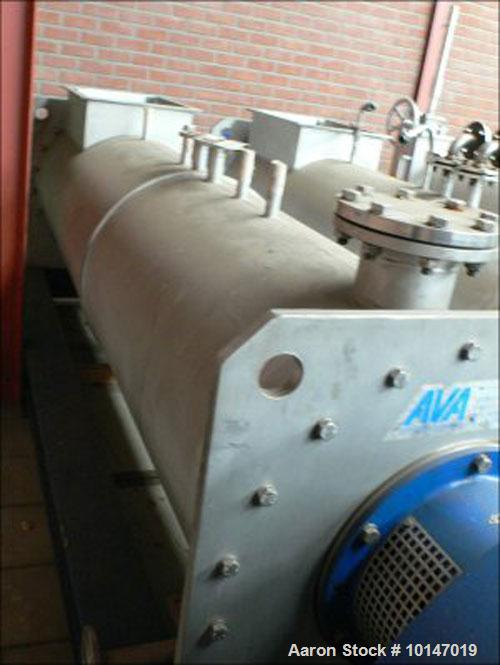 Used-AVA-Hueb Paddle Mixer, type Perlrussm-HRM 600