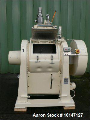 Used-Drais Powder Turbo Mixer