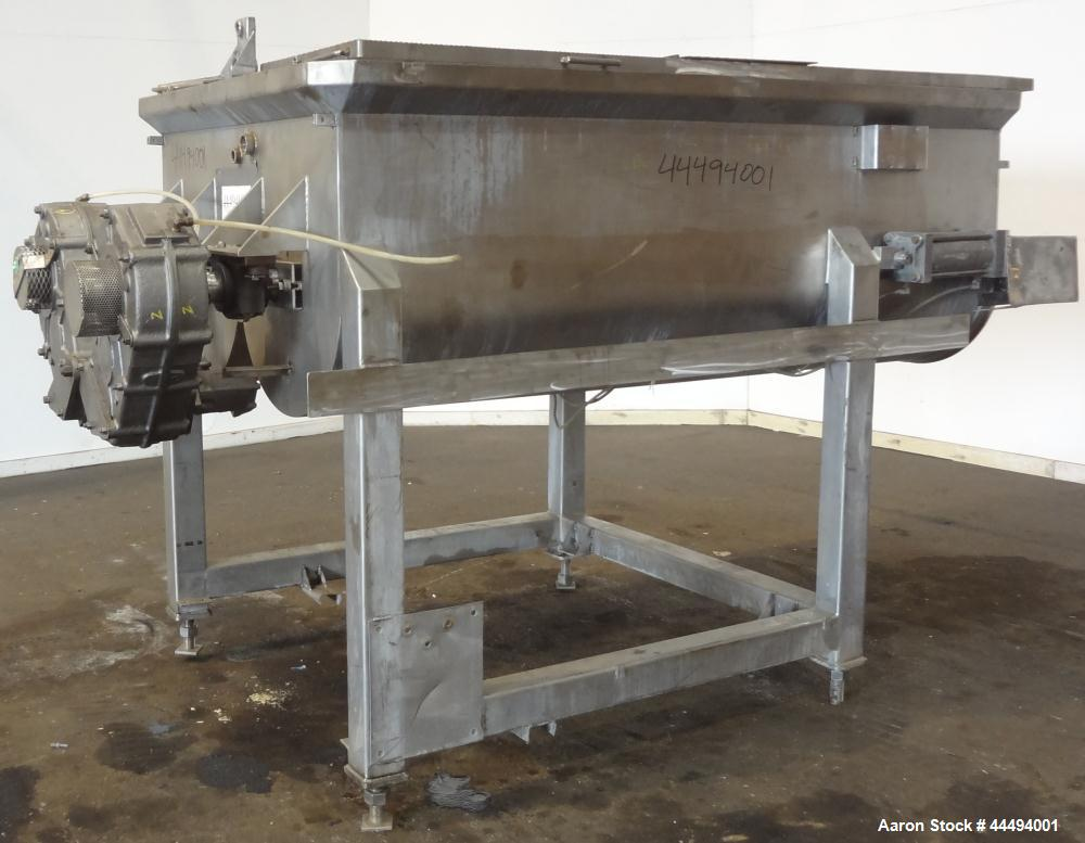 Used- FPEC Food Processing Equipment Company Twin