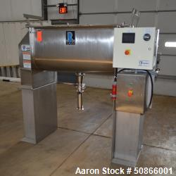 Used- Ross Paddle Mixer, Model 42P-10, Stainless Steel
