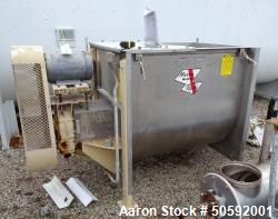 Used- Marion Paddle Mixer, Model 6041