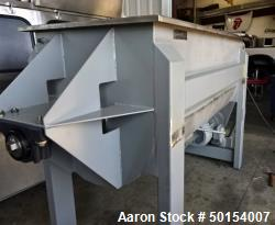Used- American Process Paddle Blender, Model PB 36, Stainless Steel.