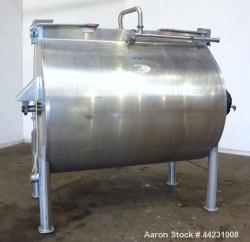 Used- Stainless Steel Rietz Bepex Creamer, Model RC-60