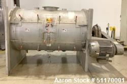 Scott Industrial Batch Paddle Mixer, Model SPPM547SS.