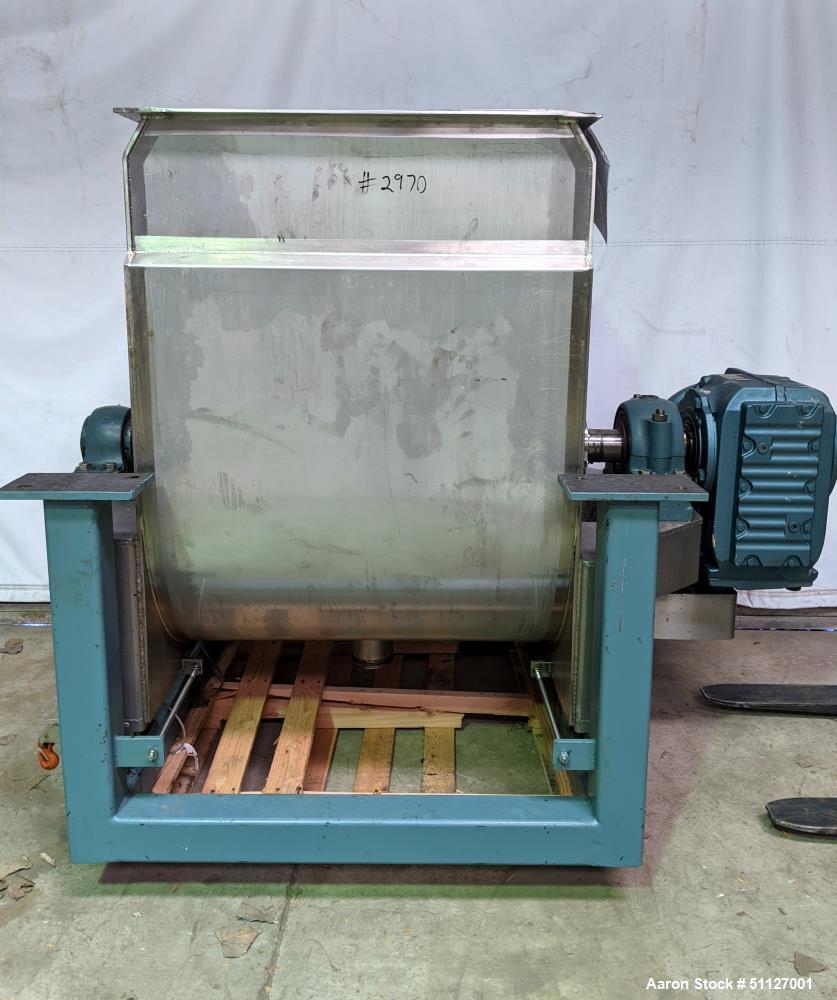 Used- Feldmeier Stainless Steel 200 Gallon Chocolate Melter