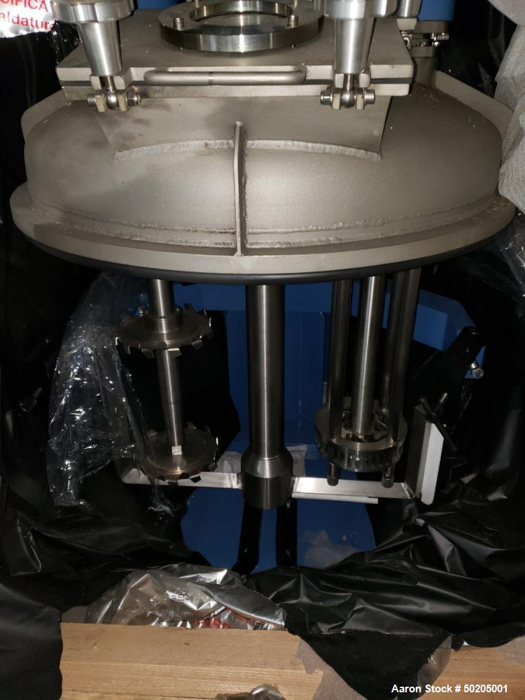 Used- Multini Mixer, Total Capacity is Approximately 250 Liters.