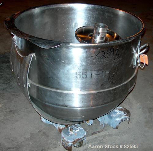 Used: AMF Glen 160 quart mixer, model 74-57