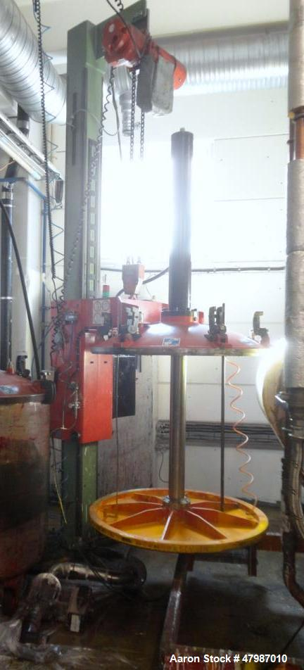 Used- Buhler Press-Out Unit, Type SOVE 1300