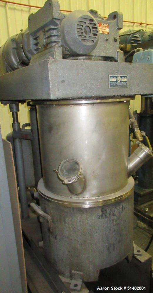 Used- Charles Ross Planetary Mixer