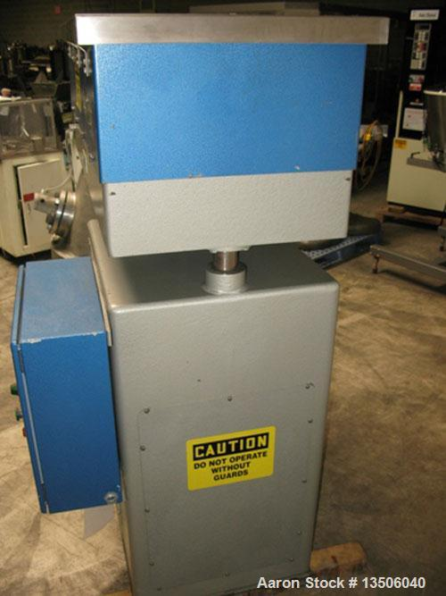 Used-Drais Vertical Planetary Kneader Mixer, Model FH300S.300 Liter (79 gallon) capacity, stainless steel contact parts. Equ...
