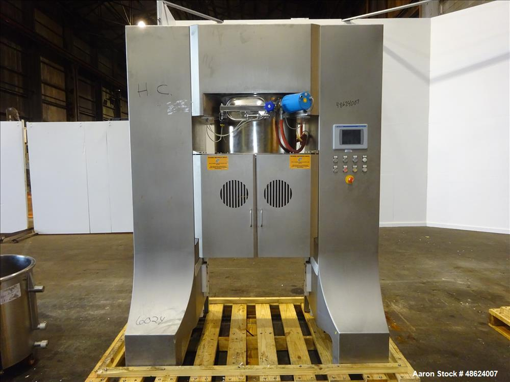 Used- FPE Food Processing Equipment Geo Mixer Planetary Mixer, Model GEO200