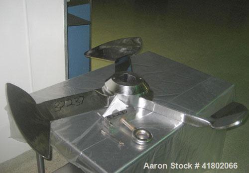 Used- Littleford High Speed Mixer/Granulator, Model MGT-1200