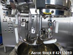 Used- Becomix Universal Homogenizer Mixer.