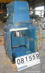 Used- Stainless Steel J H Day Regal Vertical Planetary Mixer, Model 5.