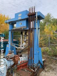 Used- Jaygo Dual Shaft Variable Speed Mixer, Model DSVS60/40