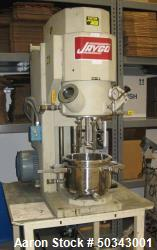 Used- Jaygo Planetary Mixer, Model MPVDV 10.