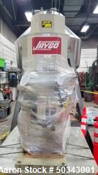 Used-Jaygo Planetary Mixer, Model MPVDV 10, 10 Liter Total Capacity, 304 Stainless Steel. Maximum working capacity 8 liters....