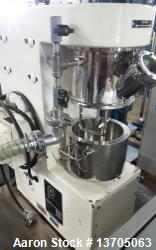 Used-Premier Model PLM-1.5 Vacuum Jacketed Double Planetary Mixer