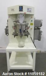 Ross VMC-2 Triple Shaft (tri-shaft) Versamixer Mixer. 316 stainless steel construction. Vacuum capa...