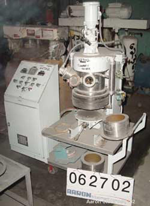 Used- Premier Double Planetary Mixer, Model PLM