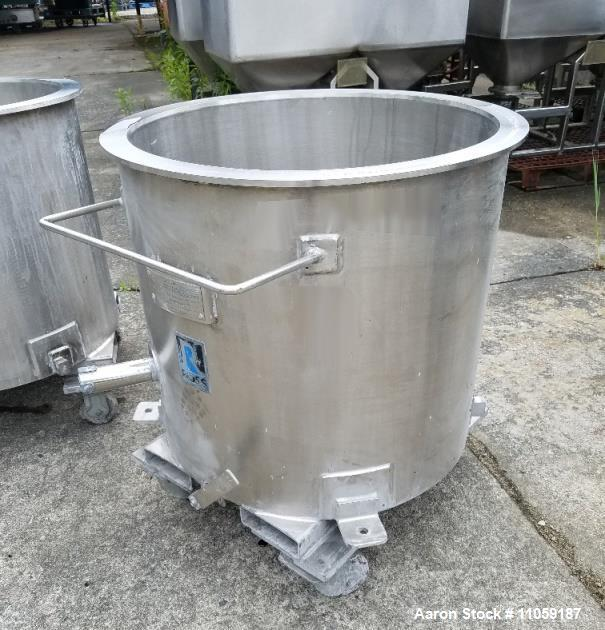Used- Ross Triple Motion Vacuum Rated Mixer. Model PVM 40