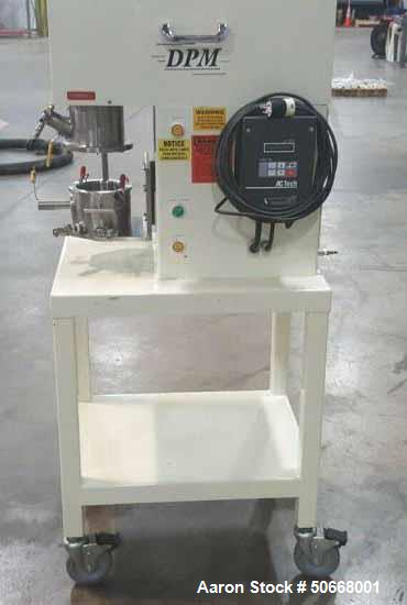 Used- Ross Double Planetary Mixer, Model DPM-PT