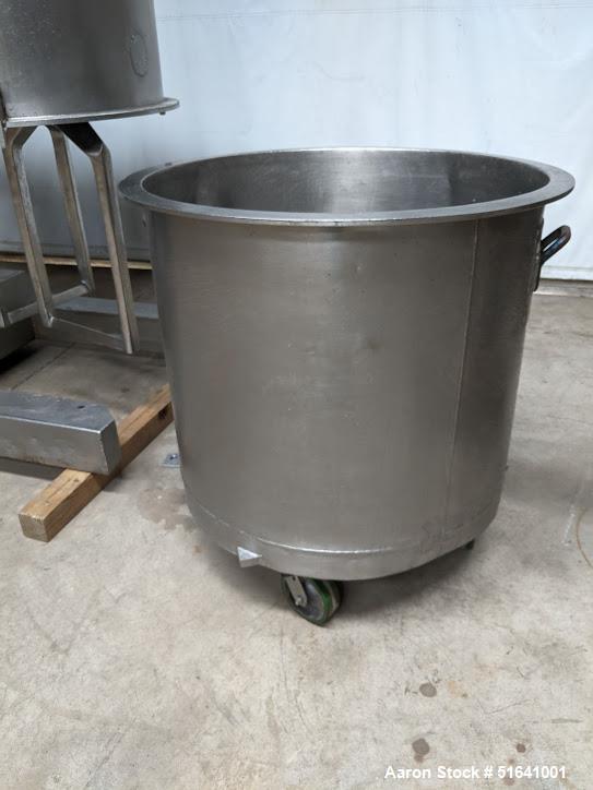 Ross 100 Gallon Double Planetary Mixer