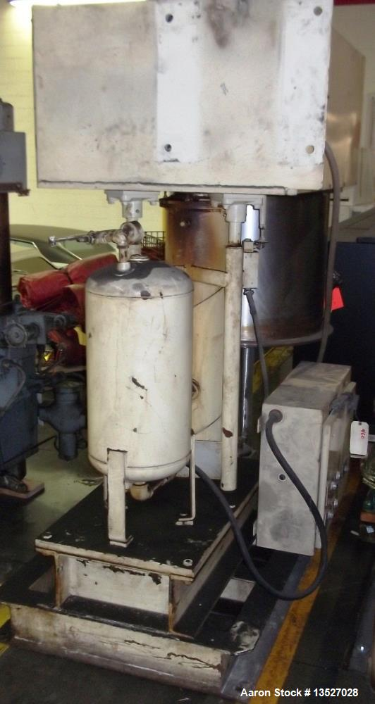 Used- Ross Powermix, 40 Gallon, Model PD-40.