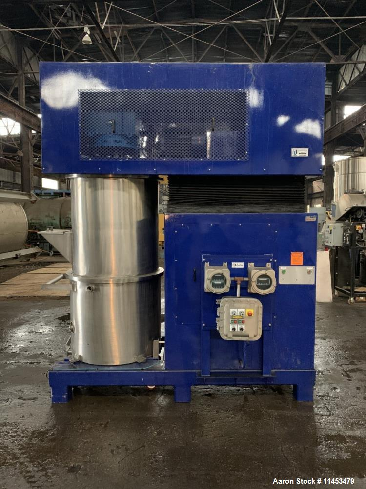 Used-Ross 100 Gallon Double Planetary Mixer