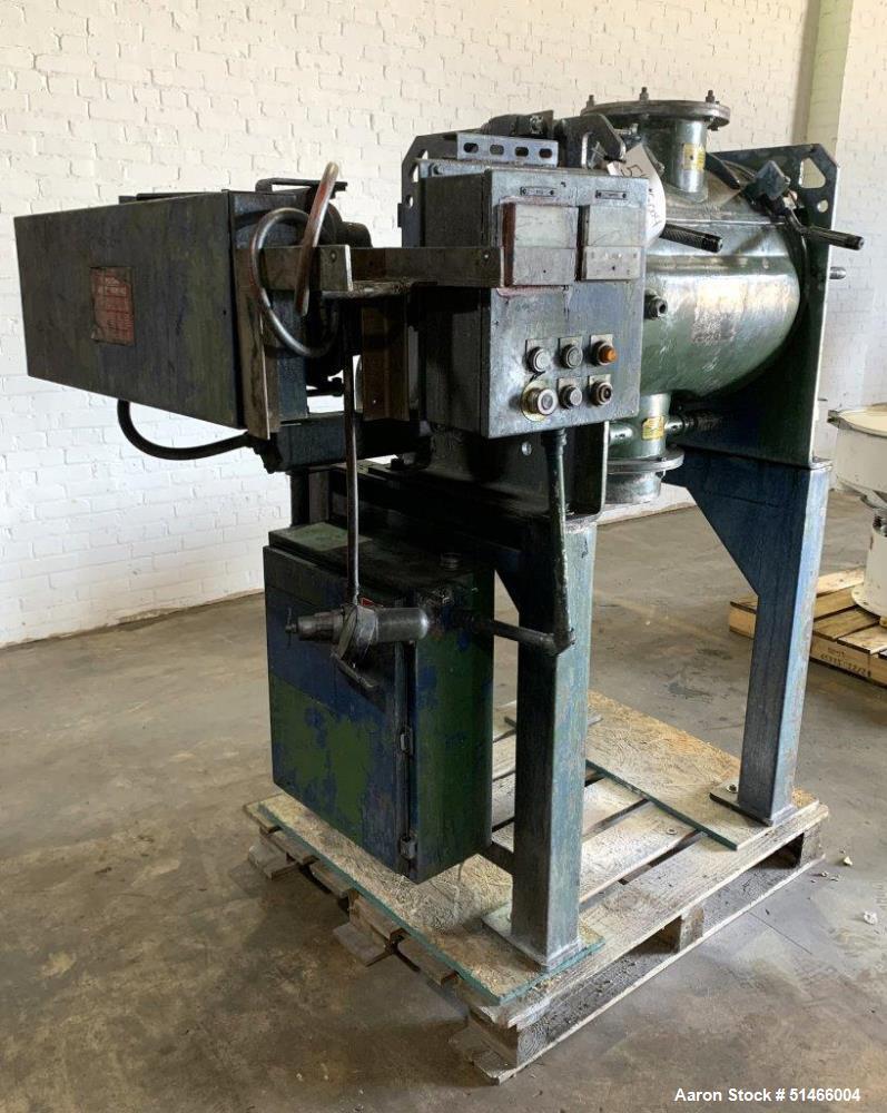Littleford FM130 Batch Mixer
