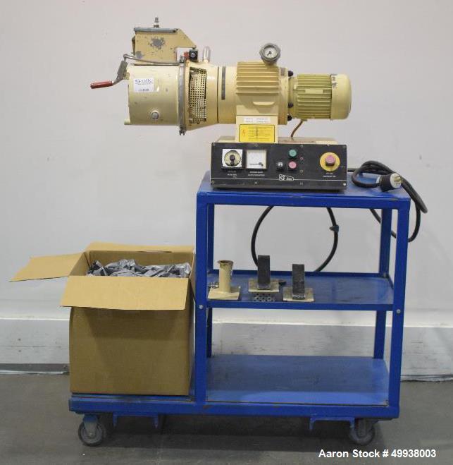 Used- Littleford Laboratory Mixer, Model M-5-G