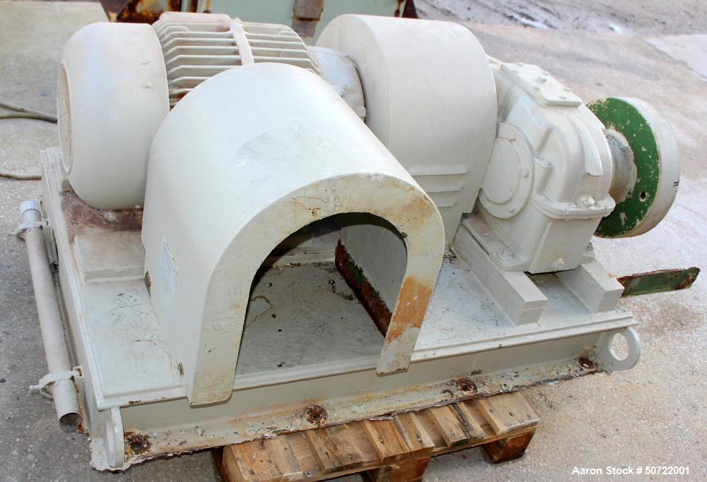 Lodige FKM Batch Type Plow Mixer