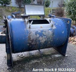 Used- Drais Plow Mixer/Dryer, Type T 1200-FM1
