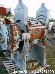 Used- Littleford Plow Mixer, Model FM100