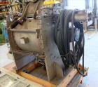 Used- Drais Plow Mixer/Dryer, Type TK 400-Turbu Kneter.