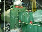 Used Lodige Littleford Ploughshare Continuous Mixer