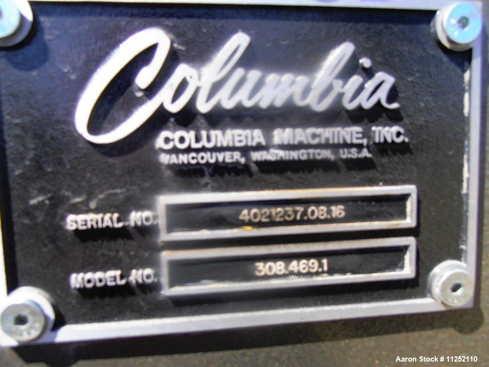 Used- Columbia Pug Mixer